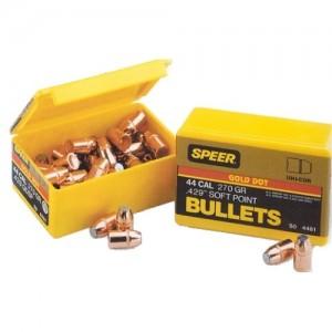 Speer 25 Cal 35 Grain Gold Dot Hollow Point 100/Box 3985