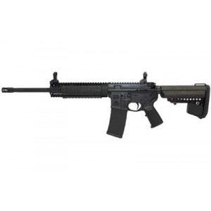 "LWRC Special-Teams .223 Remington/5.56 NATO 30-Round 16"" Semi-Automatic Rifle in Black - M6A2R5B16"