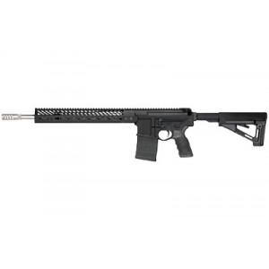 "Seekins Precision Sp10, Semi-automatic Rifle, 308 Win, 18"" Barrel, Black Finish, Mft One Piece California Grip, 10rd Magazine, Mft Pinned Minimalist Stock 11390000"
