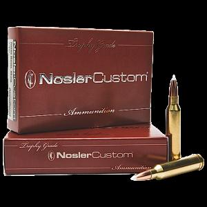 Nosler Bullets Custom Trophy Grade .300 Remington Ultra Magnum E-Tip Lead-Free, 180 Grain (20 Rounds) - 60067