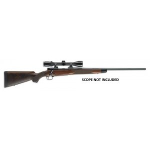"Winchester Model 70 Super Grade 7mm-08 Remington 5-Round 22"" Bolt Action Rifle in Polished Blued - 535203218"