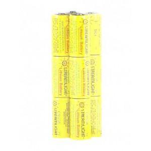 Streamlight 3v Lithium Cr123 Battery, 12 Pack 85177