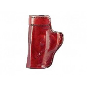 "Don Hume H715m Clip-on Holster, Inside The Pant, Fits Sig 239 With 3.5"" Barrel, Right Hand, Brown Leather J168029r - J168029R"