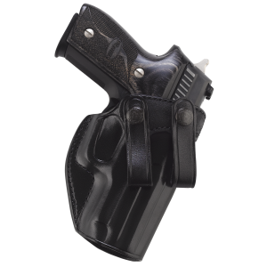 """Galco International Summer Comfort Right-Hand IWB Holster for Springfield XD-S in Black (3.3"""") - SUM662B"""