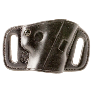 "El Paso Saddlery HSG42RB High Slide Glock 42 3.25"" Barrel Leather Black - HSG42RB"