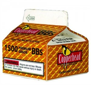 Crosman .177 Caliber BBs/1500 Per Carton 0737