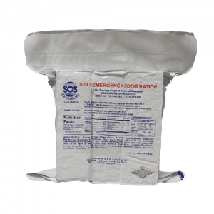 5ive Star Gear Emergency Food Ration Bars in White - 4845000