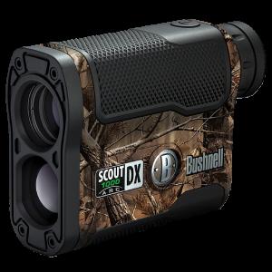 Bushnell Scout DX 1000 ARC 6x Monocular Rangefinder in Realtree AP - 202356