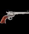 "Ruger Single-Nine .22 Winchester Magnum 9-Shot 6.5"" Revolver in Satin Stainless - 8150"
