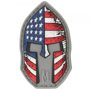 Stars and Stripes Spartan 2  x 1.2  (Full Color)