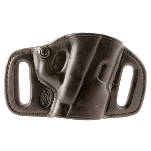 El Paso Saddlery HSGRB High Slide Glock Full Size/Compact 17/19/22/23 Leather Black - HSGRB