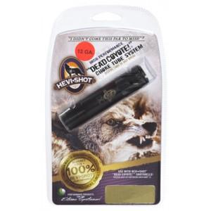 Hevi-Shot 12 Gauge Extreme Range Dead Coyote Choke Tube Black Finish 670123