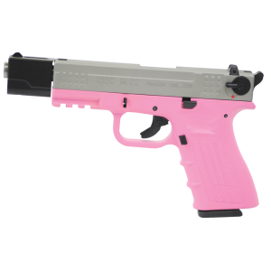 "ISSC/LSI M22 Target .22 Long Rifle 10+1 5.5"" Pistol in Pink - 111023"