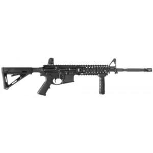 """Daniel Defense DDM4 V2 .223 Remington/5.56 NATO 30-Round 16"""" Semi-Automatic Rifle in Matte Black - DA-20002"""