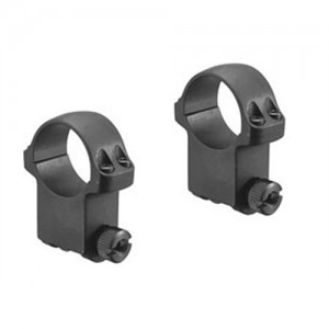 """Ruger 1"""" Extra High Matte Blue Scope Ring For Ruger Hawkeye In Clamshell Package 90280"""