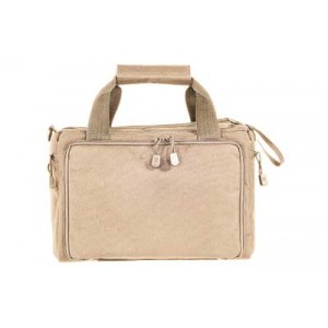 5.11 Tactical Range Qualifier Weatherproof Range Bag in Sandstone - 56947