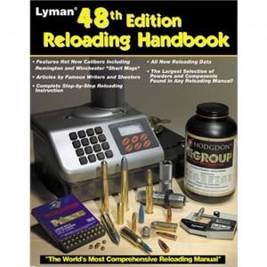Lyman 48th Edition Reloading Manual 9816049
