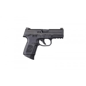 """FN Herstal FNS-40 .40 S&W 14+1 3.6"""" Pistol in Black (Ambidextrous Manual Safety) - 66780"""