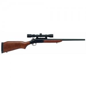 "H&R 1871 Single Shot .243 Winchester 22"" Single Shot Rifle in Blued - 72525"