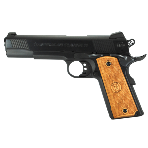 "American Classic 1911 9mm 9+1 5"" 1911 in Steel (Classic II) - AC9G2B"