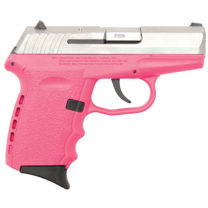 """SCCY CPX-2 9mm 10+1 3.1"""" Pistol in Polymer - CPX2TTPK"""