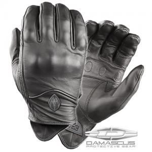 Damascus ATX95 All-Leather Gloves w/ Knuckle Armor, Medium