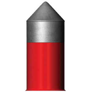 Crosman LF22167 Red Flight Pellet .22 Caliber Red Lead-Free 100Ct