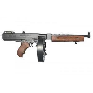 """Auto Ordinance T1 .45 ACP 100-Round 16.5"""" Semi-Automatic Rifle in Black - T1100D"""
