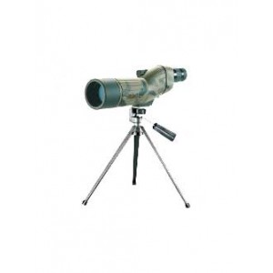 """Bushnell Sentry Ultra Compact 8.7"""" 12-36x50mm Spotting Scope in Green - 789332"""