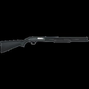 """Mossberg 500 .12 Gauge (3"""") 7-Round Pump Action Shotgun with 20"""" Barrel - 50575"""