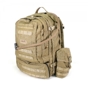 HydraStromTitan Coyote  Titan Coyote Tan This user friendly system can be used to add hydration to any pack, but can also be used as a stand alone.Drink system protected by Microban antimicrobial technology  Market proven bite valve and patent pending qui