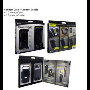 Connect Case Combo Pack Color: Cradle Black