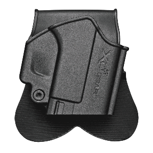 Springfield Armory XDS4500H XD-S Gear Paddle Holster Springfield Polymer Black - XDS4500H