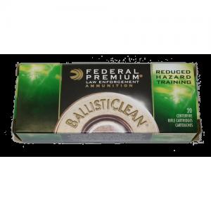 Federal Cartridge Ballisticlean .223 Remington Lead Free, 42 Grain (500 Rounds) - BC223NT5CS