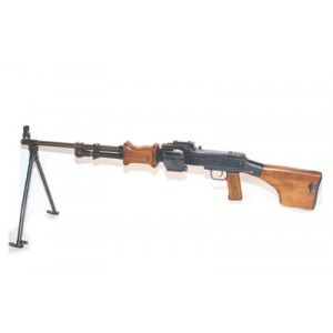"DS Arms RPD 7.62X39 100-Round 20.5"" Semi-Automatic Rifle in Black - RPD205RIFLE-A"