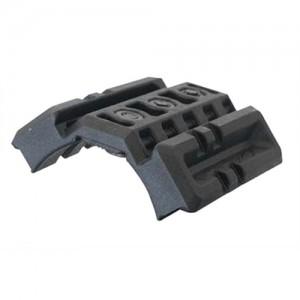 Fab Defense Black Dual Rail For M16/AR15/M4 Standard Handguard DPR164