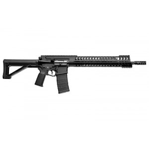 "Patriot Ordnance Factory SL - Skirmish Light .223 Remington/5.56 NATO 30-Round 16.5"" Semi-Automatic Rifle in Black - 680"