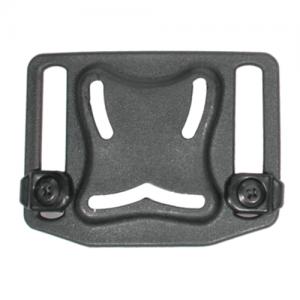 Blackhawk Belt Loop with Screws in Black - 410901BK