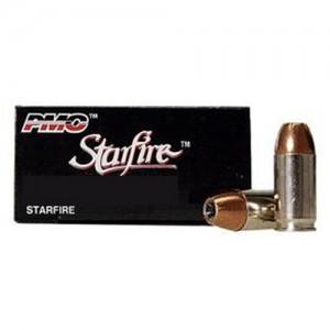PMC Ammunition Star Fire 9mm StarFire Hollow Point, 124 Grain (20 Rounds) - 9SFB