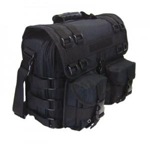 PS Products Sportsman Range Bag in Black Nylon - SPODB