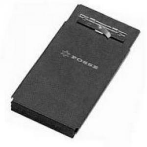 Cite Book Caddy - 6 x10 5/8  Color: Black Vinyl