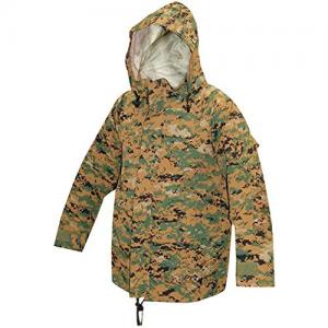 Tru Spec H2O Proof Gen 2 Parka Men's Full Zip Coat in Woodland Print Digital - 2X-Large