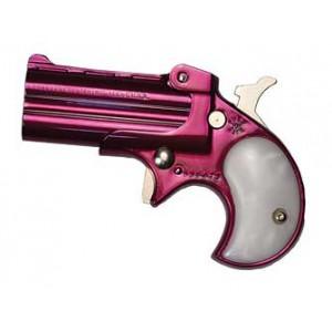 "Cobra Enterprises D22 .22 Long Rifle 2-Shot 2.5"" Derringer in Majestic Pink - C22MPKP"