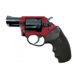 """Charter Arms Undercover .38 Special 5-Shot 2"""" Revolver in Fired Case/Red - 53824"""
