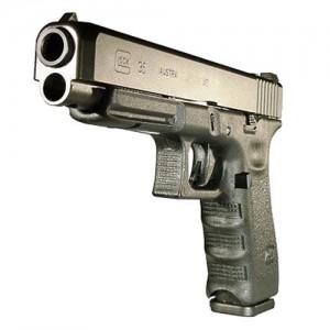 """Glock 35 .40 S&W 10+1 5.32"""" Pistol in Black (Gen 3) - PI3530101"""