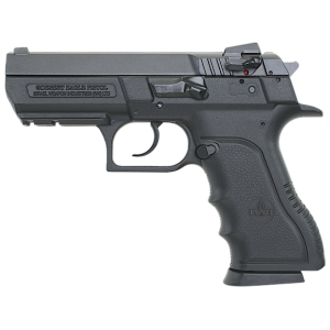 "Magnum Research Baby Desert Eagle 9mm 15+1 3.93"" Pistol in Polymer (II) - BE9915RSL"
