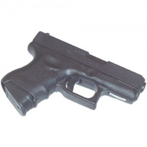 Pearce + 1 Black Grip Extension For Glock Model 27/33 PG2733