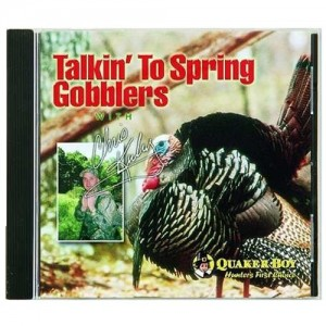 Quaker Boy Spring Gobblers Compact Disc 14001