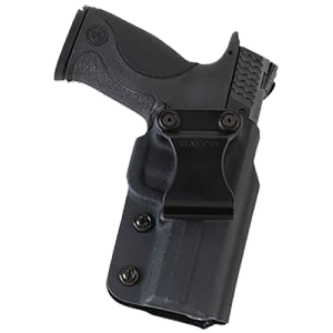 """Galco International Triton Right-Hand IWB Holster for Glock 26, 27, 33 in Black (1.75"""") - TR286"""