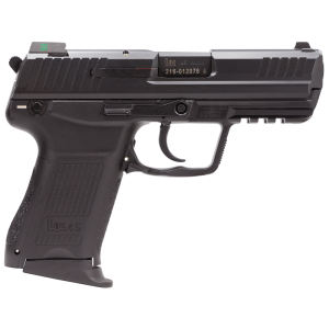 "Heckler & Koch (HK) HK45C .45 ACP 8+1 3.9"" Pistol in Polymer (Compact V1) - 745031LEA5"